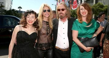 Tom Petty Family