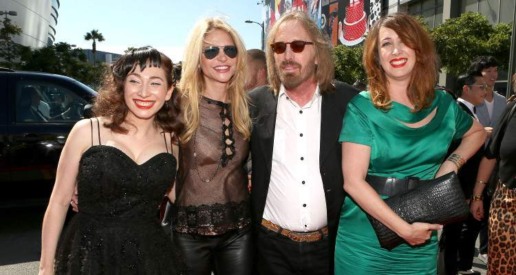 Tom Petty Family