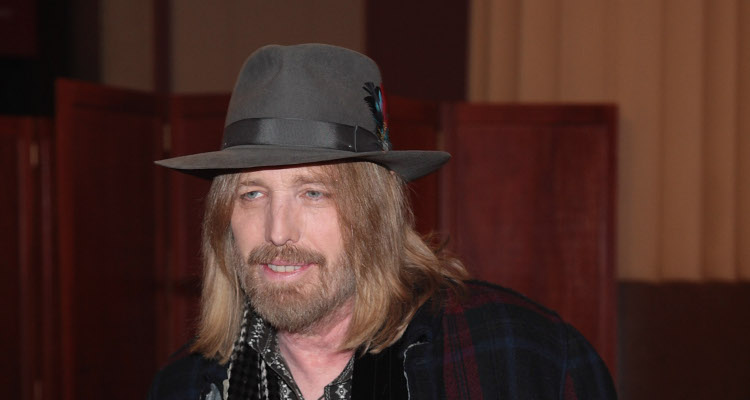 Tom Petty drugs
