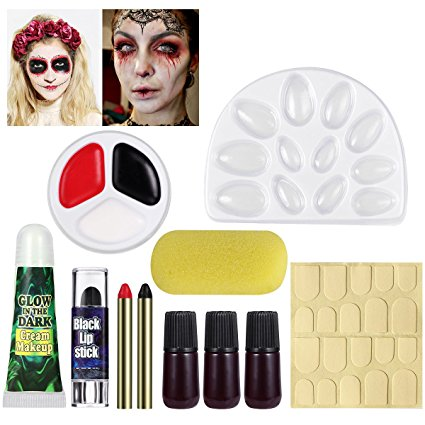 best halloween makeup products brands kits halloween makeup materials
