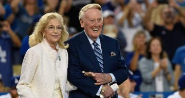Vin Scully Wife