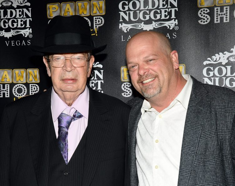 What happened to The Old Man on Pawn Stars