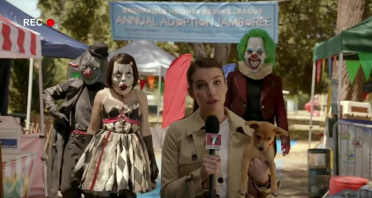 Image result for AHS Cult Clowns