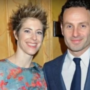Gael Anderson Everything To Know About Andrew Lincoln S Wife