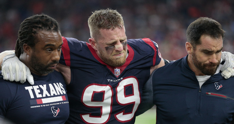jj watt injury