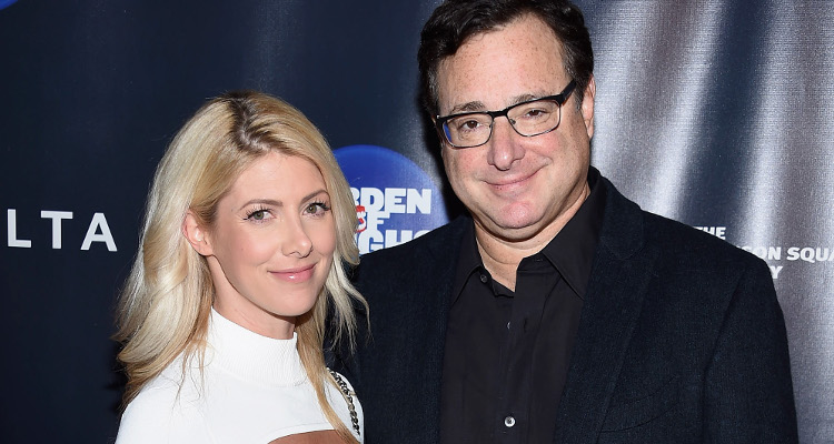 Bob Saget and Kelly Rizzo