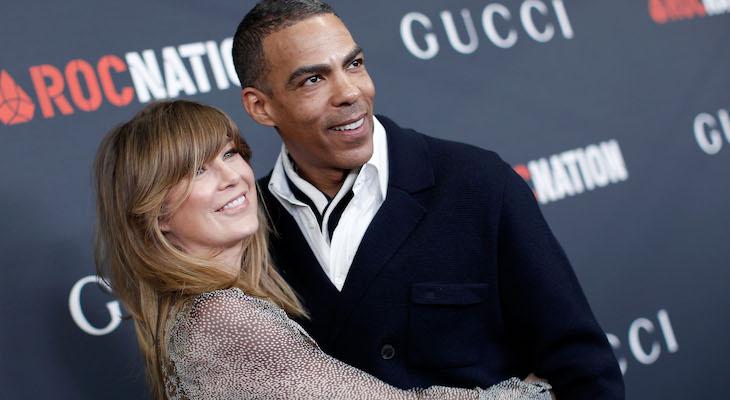 Ellen Pompeo & Chris Ivery