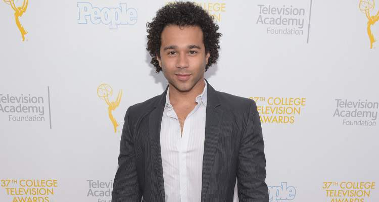 Corbin Bleu on Dancing with the stars