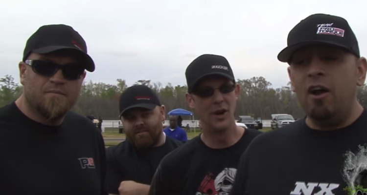 Flip from Street Outlaws