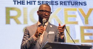 """What Happened To """"The Rickey Smiley Morning Show?"""""""