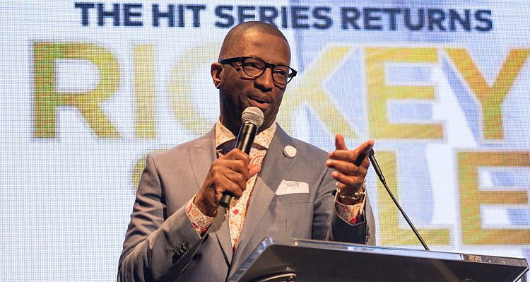"What Happened To ""The Rickey Smiley Morning Show?"""