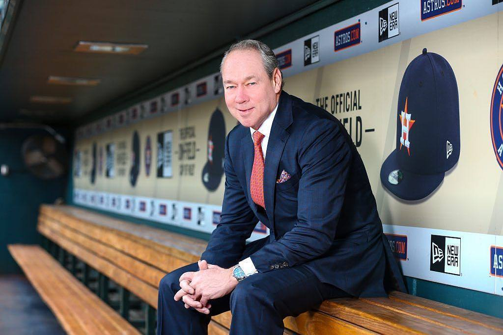 Jim Crane Houston Astros Owner