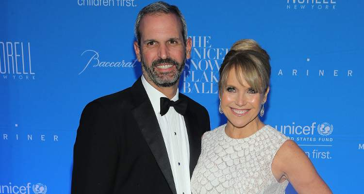 How long have katie couric and john molner been dating 9