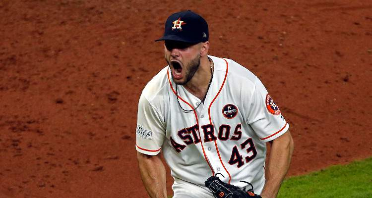 Lance McCullers jr