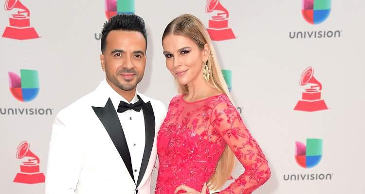 Luis Fonsi Wife