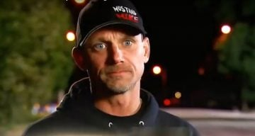 Mustang Mike on Street Outlaws