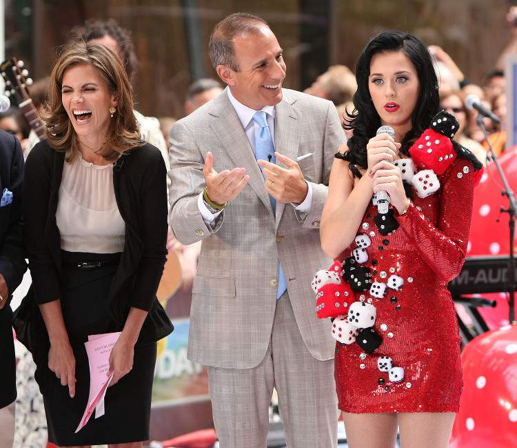 did matt lauer and natalie morales have an affair