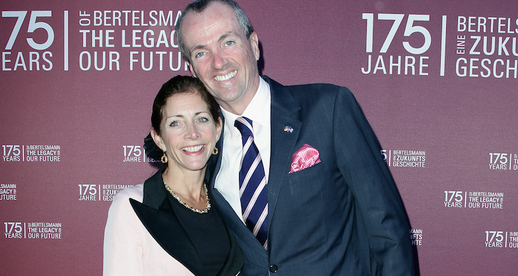 Phil Murphy and Tammy Murphy