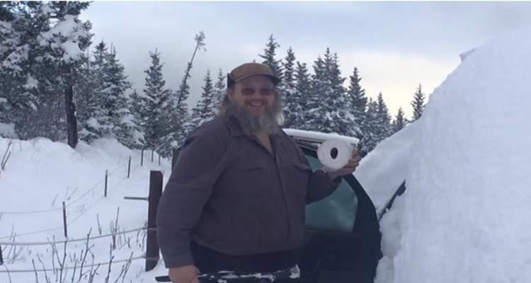 shane kilcher injury update what happened to shane kilcher from alaska the last frontier. Black Bedroom Furniture Sets. Home Design Ideas