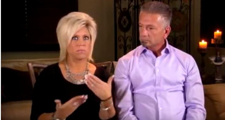 Theresa and Larry Caputo divorce