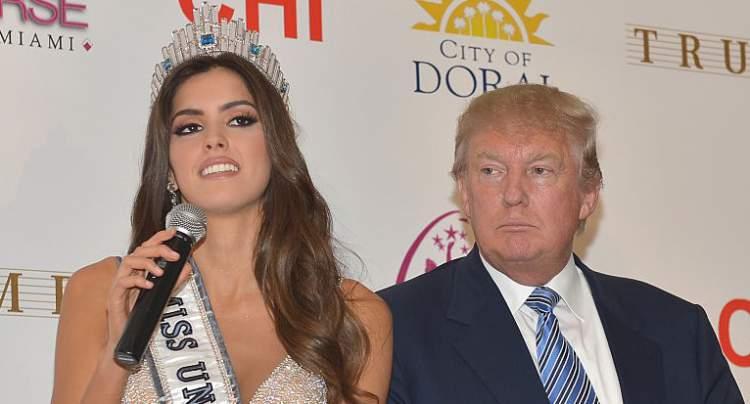 Trump & Miss Universe