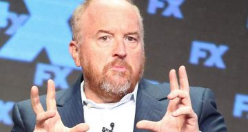 Louis C.K Ex wife
