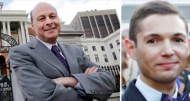 Lawsuit against ex-Senate president, husband dropped