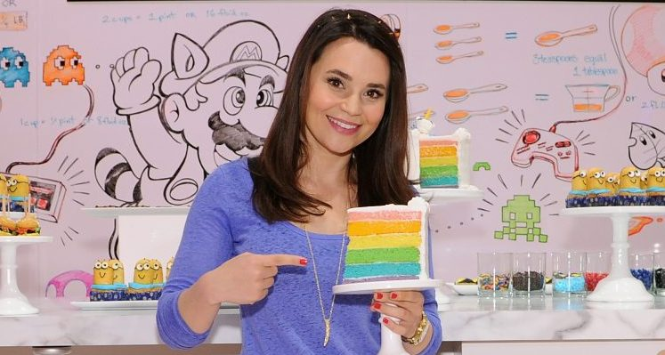 Rosanna Pansino's Net Worth 2017