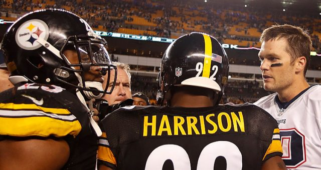 Former Enemies Now Besties! Funny Tom Brady & James Harrison Memes
