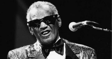 Ray Charles blindness