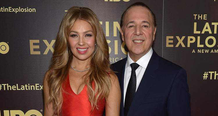 Tommy Mottola Wife