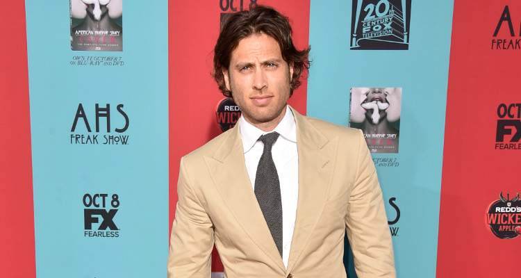 Brad Falchuk Ex-wife