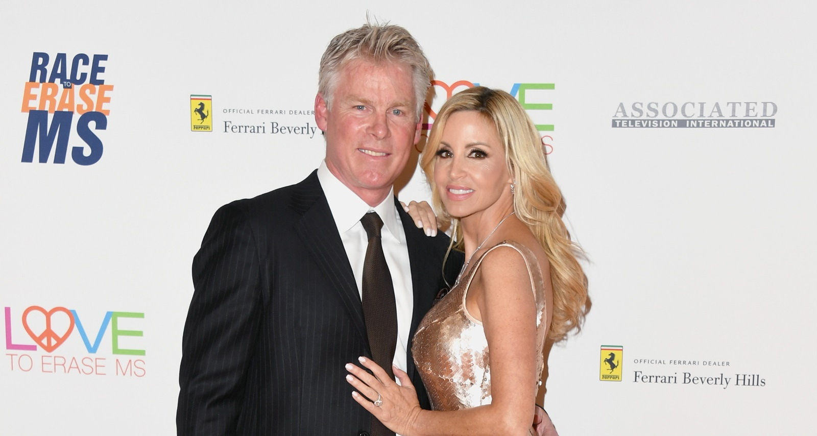 Camille Grammer's Husband, David C. Meyer, Wiki, Facts To Know