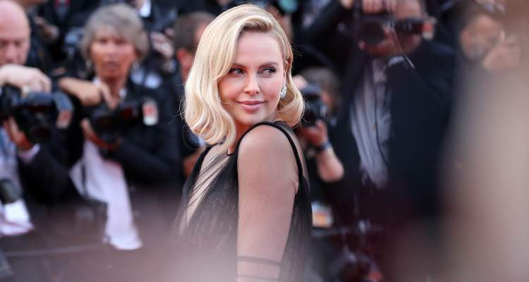Charlize Theron dating