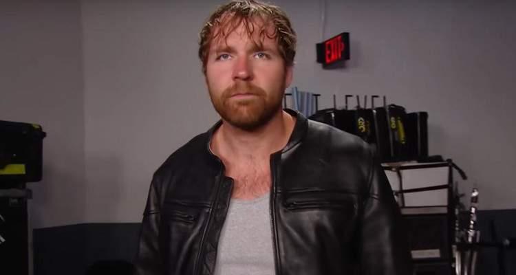 Dean Ambrose Injury