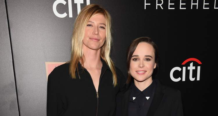 Ellen Page Ex-Girlfriend