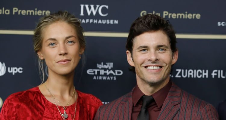 Who Is James Marsden Dating? Meet James Marsden's Girlfriend, Edei