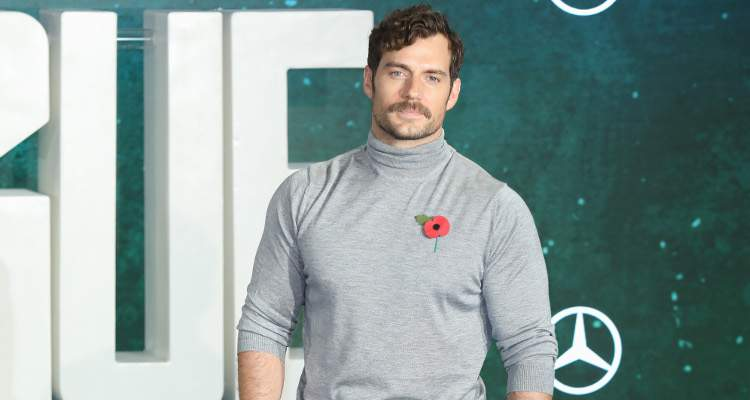 Henry Cavill Girlfriend