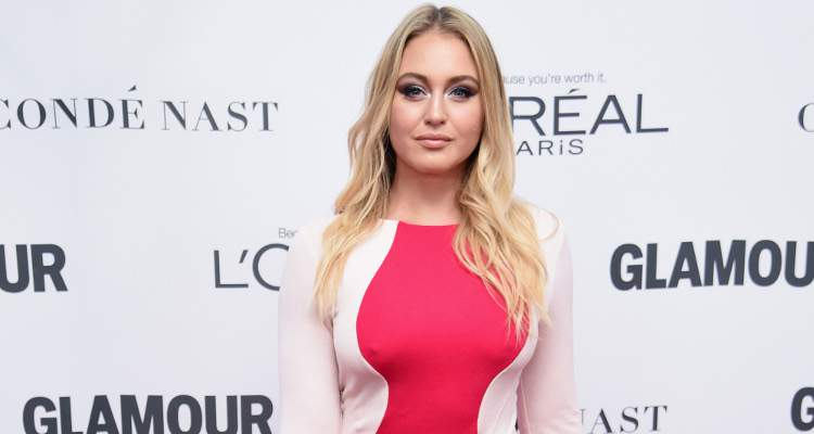 Iskra Lawrence Dating Timeline