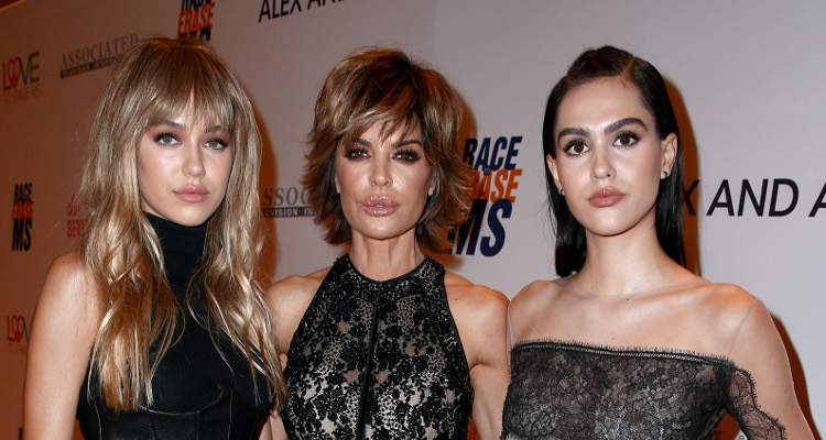 Lisa Rinna daughters