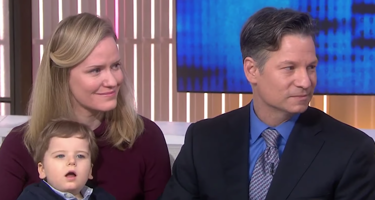 Mary Forrest & Richard Engel