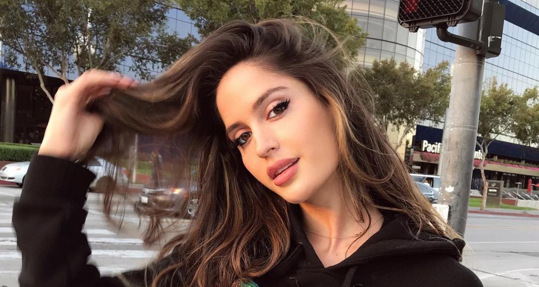 Natalia Barulich, The famous American model