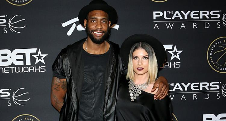 Rasual Butler and Leah LaBelle