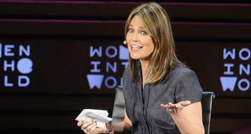 Savannah Guthrie Net Worth 2018 How Much Money Does Savannah Guthrie Make
