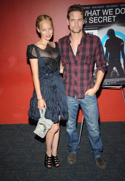 Shane West & Bijou Phillips