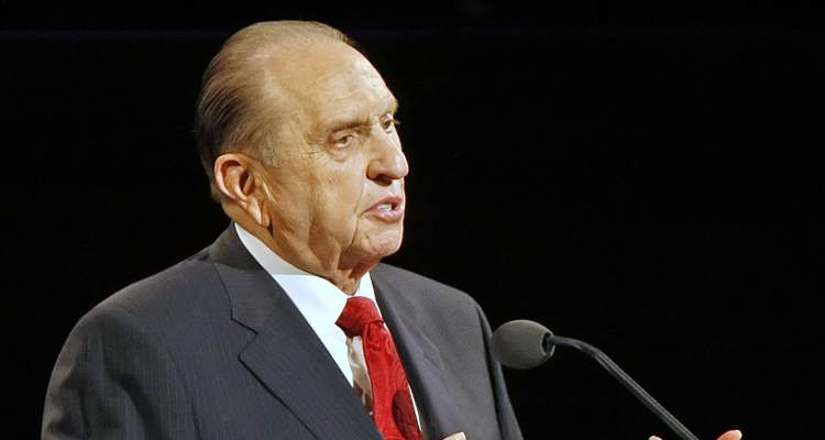 10 Inspirational Quotes By Mormon President Thomas S Monson