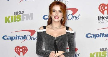 Who abused bella thorne