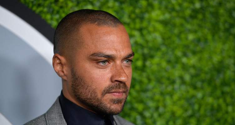 jesse williams girlfriend
