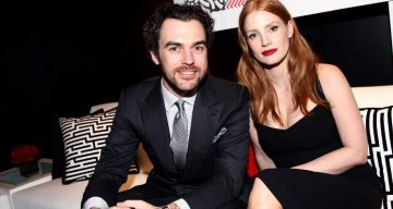 jessica chastain husband