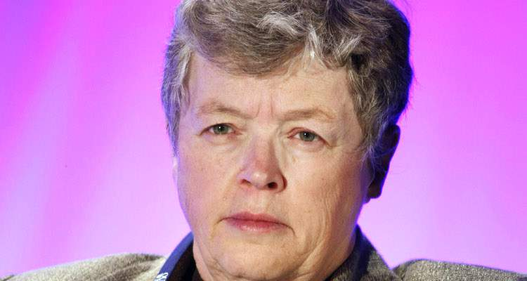 lou anna simon resign